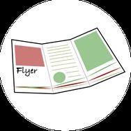 Grafik/Flyer/Faltblatt/Folder/Handzettel