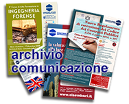 visita l'archivio comunicazione