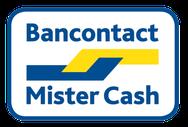 Betaling met Bancontact Mister Cash zonder transactiekosten is mogelijk bij Sfeer & Smaak