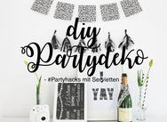 Bild: DIY Deko Ideen für Ostern von Partystories.de