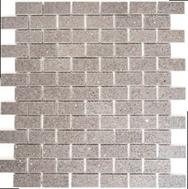 Quarz Natursteinmosaik grau