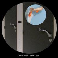 WPS Hygie-Türgriff | immer Viren-Freie Hand zum Öffnen Ihrer Türe