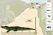 meet de lengte van de dieren