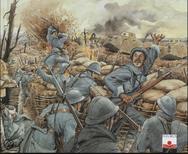 interactieve oefeningen en filmpjes wereldoorlog I