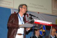 Professeur Régis Costello Conférence LMC France leucemie myeloide chronique hématologue ITK cancer