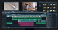 Postproduktion Videoschnitt