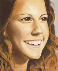 portrait, bilder kaufen, pastell, Thea Herzig
