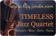 TIMELESS Jazz Quartet, CH