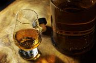 Den reichen Geschmack unterschiedlicher Whiskys  kennenlernen