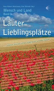 Lauter Lieblingsplätze, Publikation Julia Kischkel und Franziska Junghans