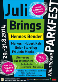 Waltroper Parkfest Programm