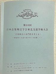 ⇧大会プログラムの表紙