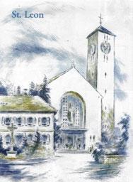 """""""Kirche St. Leon"""""""