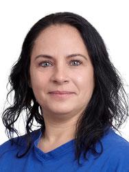 Kerstin Haas, Mitarbeiterin Verwaltung und Abrechnung im Zahnzentrum Fiedler