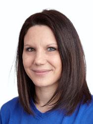 Sabrina Herlan, Mitarbeiterin Verwaltung und Abrechnung im Zahnzentrum Fiedler