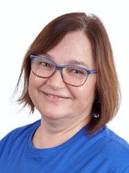 Barbara Moog, Mitarbeiterin im Zahnzentrum Fiedler