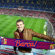 Visiting FC Barcelona. Travel guide Barcelona Testimonial.