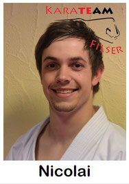 Nicolai Stockert Karate Hohenlohekreis
