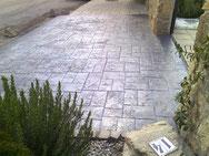 Pavimentos de hormigón impreso y pulido en madrid