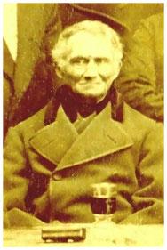 Johann Georg Herrmann, Besitzer Rittergut Liegau, Foto ca. 1875