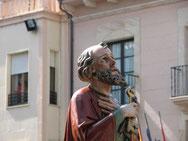 """""""Lágrimas de San Pedro"""". Foto cedida por hermano de la cofradía."""