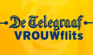 De Telegraaf VROUWflits Gonnie Klein Rouweler etiquette
