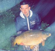 Etang Acrocarpe, pêche carpe.