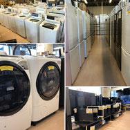 洗濯機の中古品販売