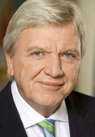 Volker Bouffier, Hessischer Ministerpräsident, Judentum