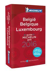 Michelin Belgique et Luxembourg 2016