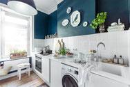 Stefanie Luxat zeigt eine Wohnung