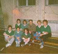 Das Team von 1990