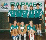 Mannschaftsfoto 2002