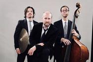 AUWALD TRIO - Christian Luwig Mayer (piano), Ludwig Leininger (bass),  Lorenz Hunziker Rutigliano (drums) im Kornhauskeller Frick 2019