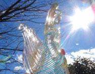 ベネチアングラス 光の天使