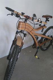Holz Fahrrad von Dominik Widmer - Schreinerei Vonhuben AG