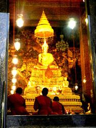 Buddhistischer Tempel, Bangkok