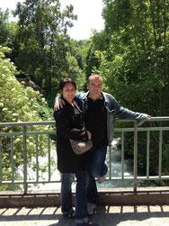 Liliane et Christian Loustau