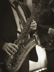 Jazz als Stimmungsträger auf der Hochzeit