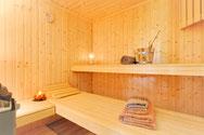 Le sauna pour 4 personnes