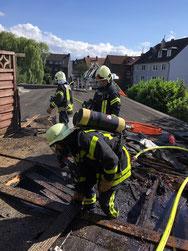 Foto: Feuerwehr Grlsenkirchen