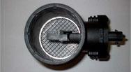 Medidor de Masa de Aire o caudalimetro. Interviene en los procesos necesarios para una correcta regeneración del filtro de partículas
