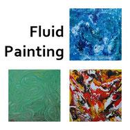 Fluid Painting - (c) Atelier Anne Sänger