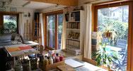 Im Atelier Feb. 2012