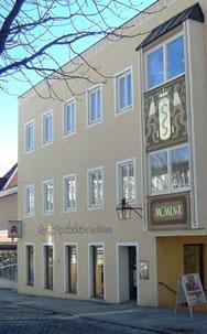 Modernisierung einer Altstadtapotheke