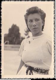 Rosel Seebach (geb. Lattermann)