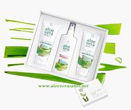 La (boîte) Box Aloe Vera est l'équivalent de 32 produits de pharmacie non remboursés par la sécurité sociale. Une solution alors économique, naturelle et un gain de place dans la salle de bain!
