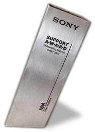 Sony Support Award