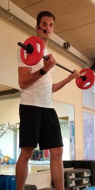 Personal trainer, voedingsconsulent en masseur Den Bosch