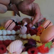 Petits fours sucrés Ma Boulangerie Café